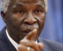 Derrière la doctrine Mbeki