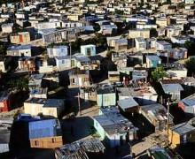 Bataille électorale dans les townships du Cap