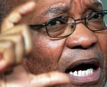 Zuma révèle la liste de ses ministres fautifs de ne pas avoir déclaré leurs biens.