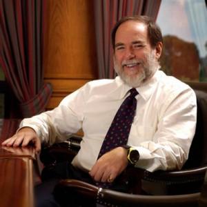 De Beers chairman, Nicky Oppenheimer