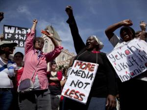 Protesters-demonstration-against-the-Protection-of-Information-Bill-in-Cape-Town-September-17-2011