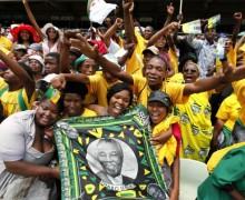 Les célébrations du centenaire de l'ANC