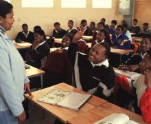 L'éducation mal aimée des réformes sud africaines?