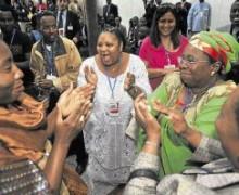 Echec de la candidature sud africaine à la présidence de la commission de l'UA