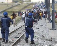 La guerre des mines : l'Afrique du sud ensanglantée