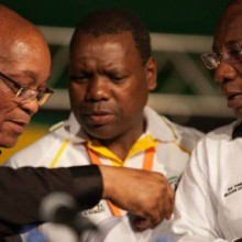Une vieille dame de 101 ans : l'ANC de Jacob Zuma